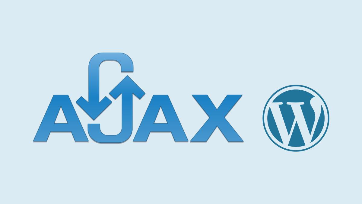 ajax-wordpressben